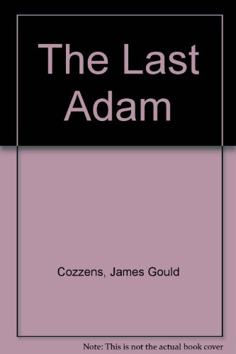 9780881842104: The Last Adam