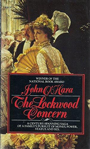 Beispielbild für The Lockwood Concern zum Verkauf von OwlsBooks