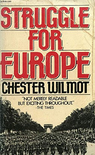 9780881842579: The Struggle for Europe