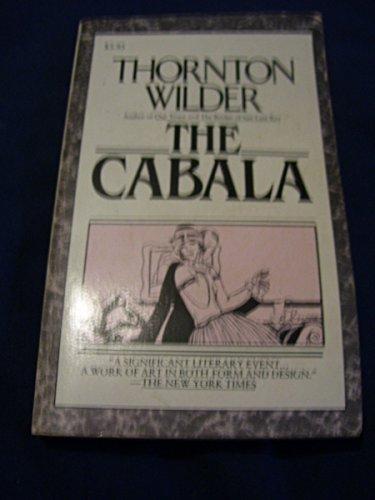 The Cabala: Wilder, Thornton