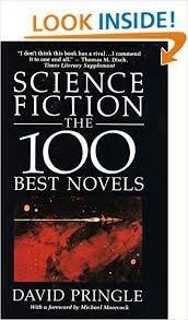 Science Fiction : The 100 Best Novels: David Pringle