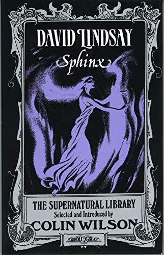 Sphinx (The Supernatural Library): Lindsay, David