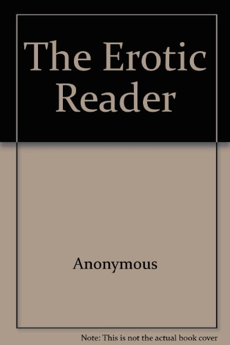 9780881844252: The Erotic Reader