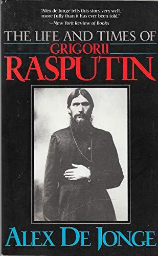 9780881844849: The Life and Times of Grigori Rasputin