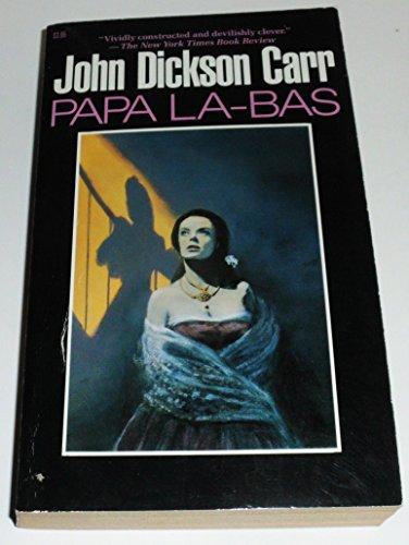 Papa La-Bas (9780881844948) by Carr, John Dickson