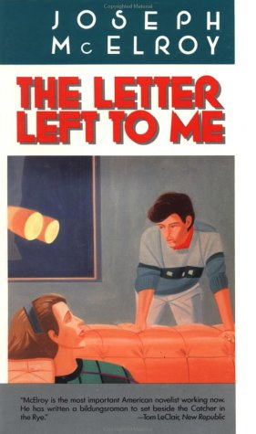 The Letter Left to Me (9780881845365) by McElroy, Joseph