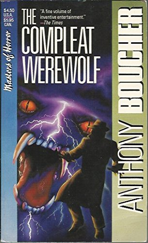 9780881845570: The Compleat Werewolf