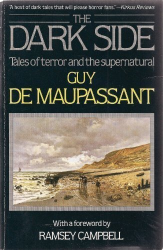 9780881845969: The Dark Side: Tales of Terror and the Supernatural (English and French Edition)