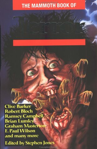 9780881846225: The Mammoth Book of Terror (The Mammoth Book Series)