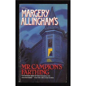 Mr. Campion's Farthing (0881846678) by Margery Allingham