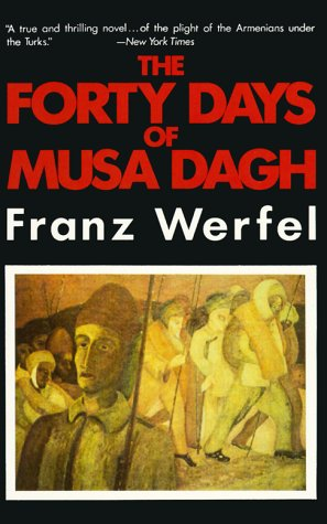 Jewish response to The Forty Days of Musa Dagh