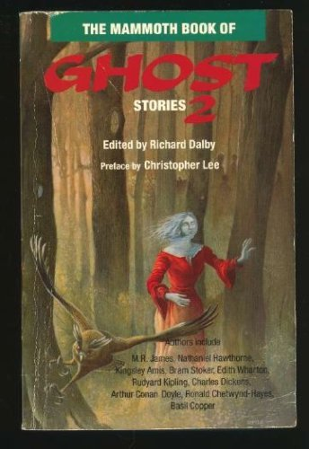 9780881847017: The Mammoth Book of Ghost Stories, 2