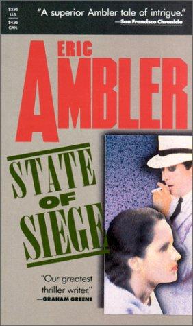 State of Siege: Eric Ambler