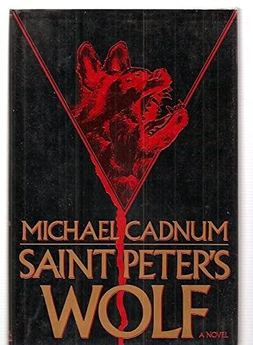 9780881847284: Saint Peter's Wolf