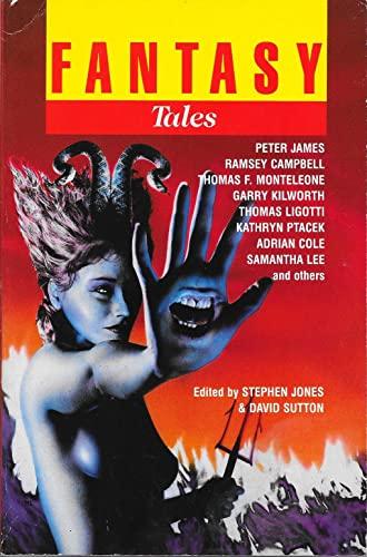 Fantasy Tales 4: Jones, Stephen, Sutton,