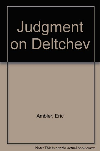 9780881847666: Judgment on Deltchev
