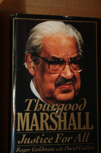 9780881848052: Thurgood Marshall: Justice for All