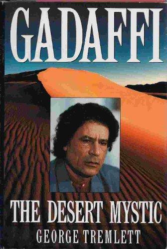 9780881849349: Gadaffi: The Desert Mystic