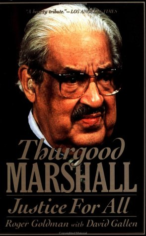 9780881849653: Thurgood Marshall: Justice for All