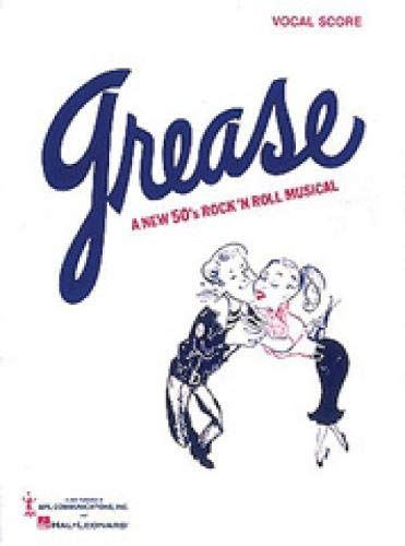 9780881880236: Grease (Vocal Score)