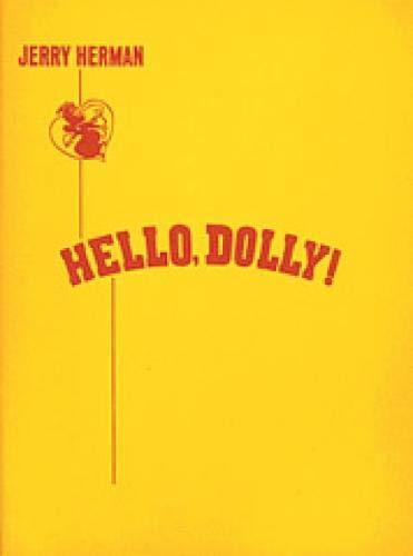 Hello, Dolly! Vocal Score