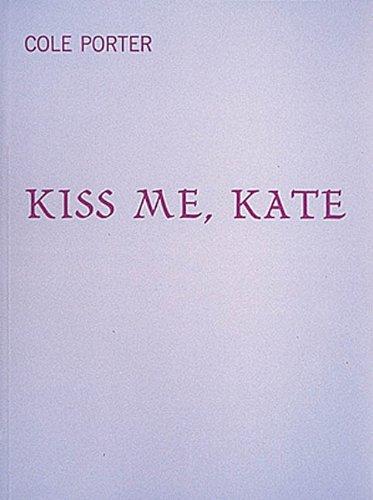 Kiss Me Kate (Score)