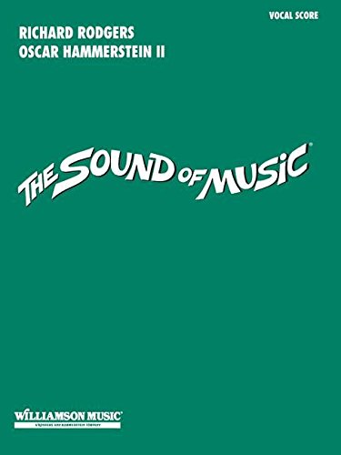 9780881880502: The Sound of Music (Vocal Score)