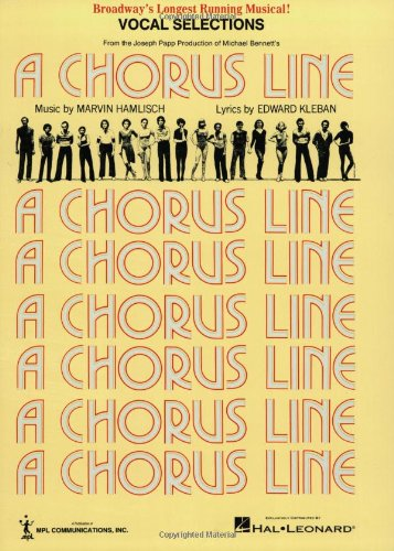 Chorus Line a Updated Edition Format: Paperback