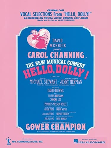 Hello, Dolly! Vocal Selections.