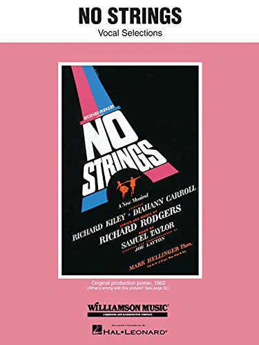 9780881880984: No Strings (Vocal Selections)