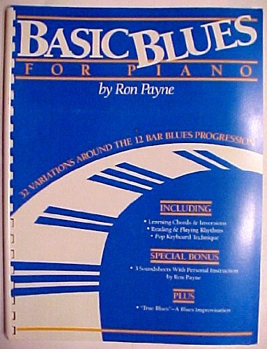 9780881881103: Basic Blues for Piano