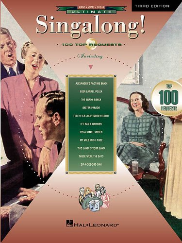 9780881881349: Singalong 100 Top Requests Revised (Ultimate (Hal Leonard Books))