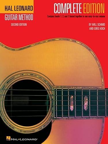 9780881881394: Hal Leonard Guitar Method, - Complete Edition: