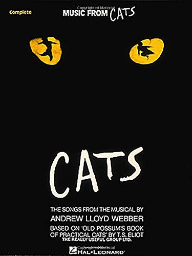 9780881882001: Cats: Songs from the Musical