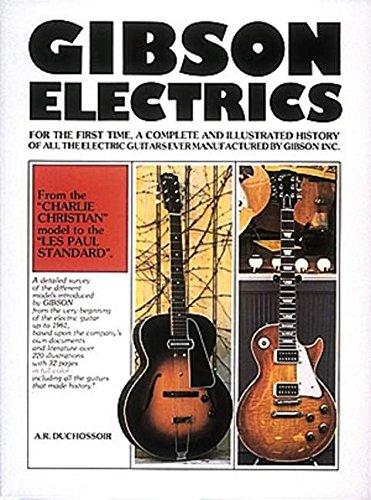 9780881882698: Gibson Electrics