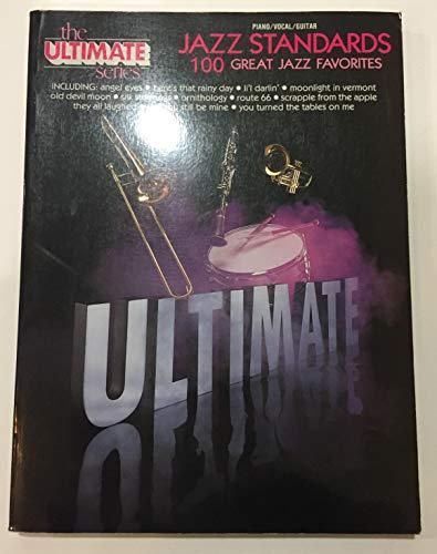 9780881883152: Jazz Standards (Ultimate (Hal Leonard Books))