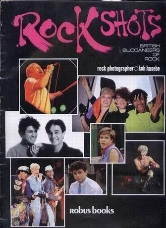 9780881883718: Rock Shots: British Buccaneers of Rock