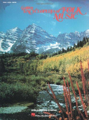 9780881883800: Golden Encyclopedia Of Folk Music (Piano/Vocal/Guitar Songbook)