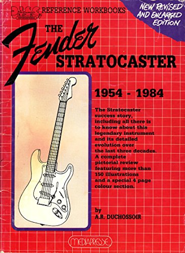 9780881883886: Fender Stratocaster (D.I.S.C. instruments international reference workbooks)