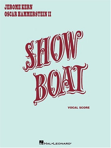 9780881883893: Show Boat (Vocal Score)