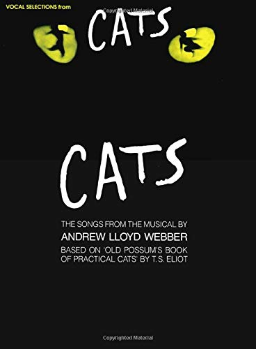 9780881884470: Cats: Vocal Selections