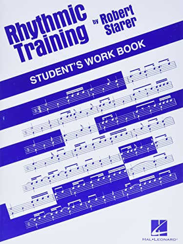 9780881884586: RHYTHMIC TRAINING STUDENT'S WORKBOOK