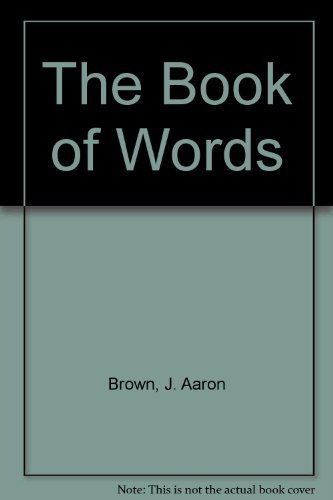 9780881884630: Sandi Patti: The Book of Words