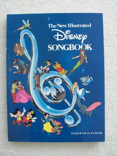 The New Illustrated Disney Songbook (Piano, Vocal, Guitar): Disney; Spielberg, Steven (Foreword by)