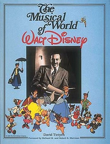 9780881884760: The Musical World of Walt Disney