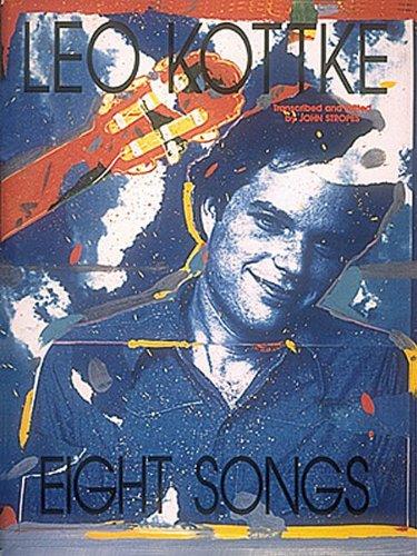 9780881885361: Leo Kottke Eight Songs
