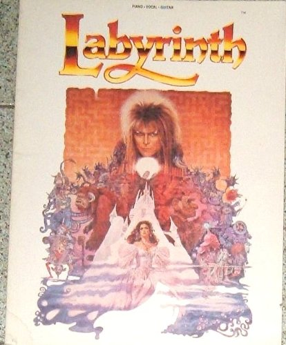 9780881885545: Labyrinth - Piano/Vocal/Guitar Songbook for the Jim Henson Film