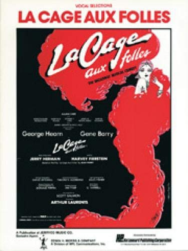 9780881885552: La Cage Aux Folles ~ Vocal Selections (Piano/Words/Guitar Chords)