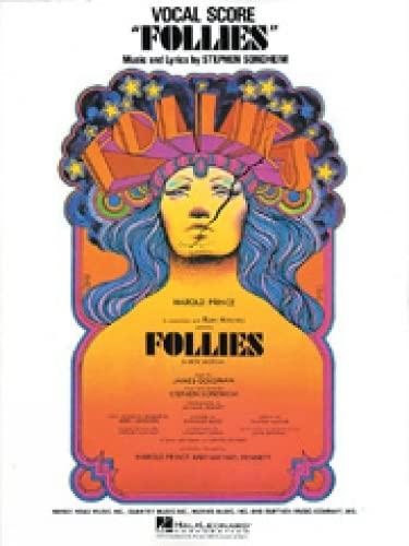 9780881885712: Follies Vocal Score (Vocal Score Series)
