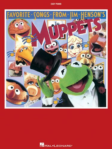 9780881885767: Favorite Songs From Jim Henson's Muppets